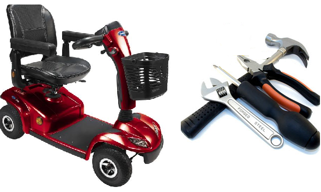Mobility scooter service Melbourne