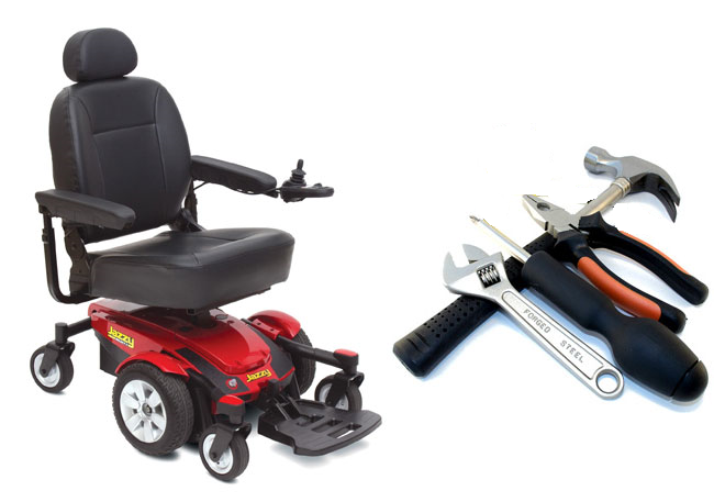 Power Wheelchair Service and Repairs Melbourne and Mornington Peninsula.