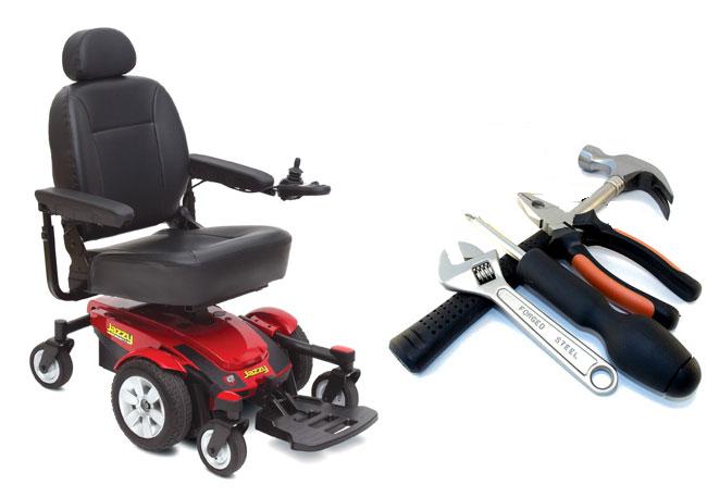 Power Wheelchair Service Melbourne