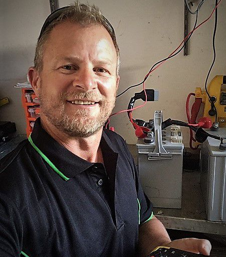 Mick- Mobility Scooter and Power Wheelchair Technician